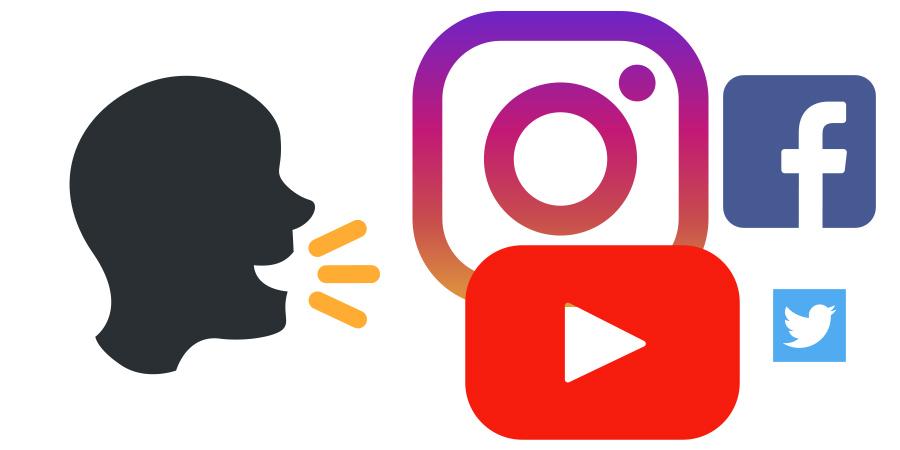 Sociální sítě jako prostředí pro influencer marketing