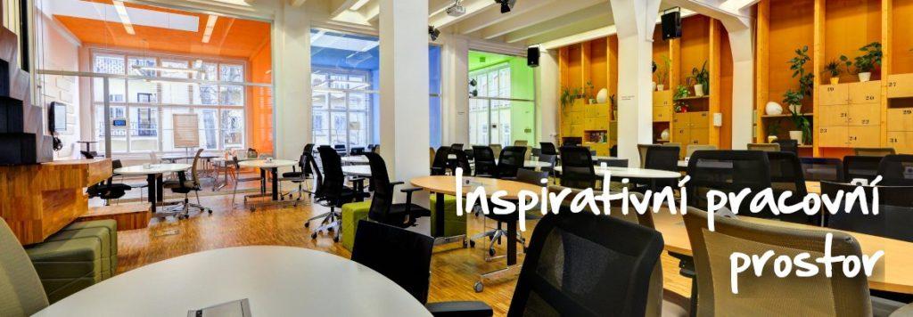Impact Hub Praha coworking