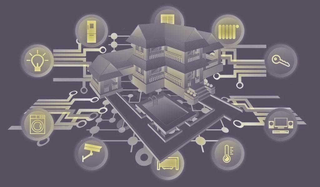 smart home neboli chytrá domácnost