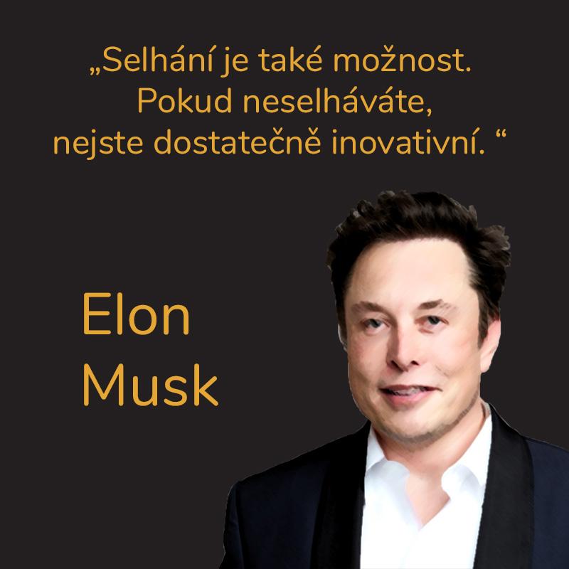 Elon Musk - inovace