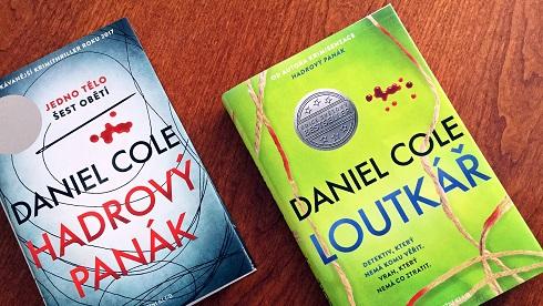 Daniel Cole a jeho knihy