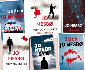 Nejprodávanější a nejčtenější knihy od Jo Nesba