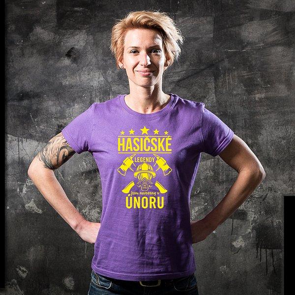 Hasičské tričko