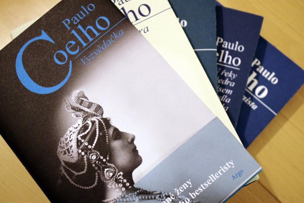 Paulo Coelho - Vyzvědačka