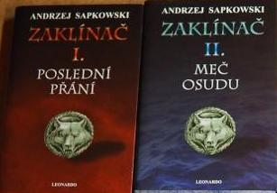 Zaklínač - Andrzej Sapkowski
