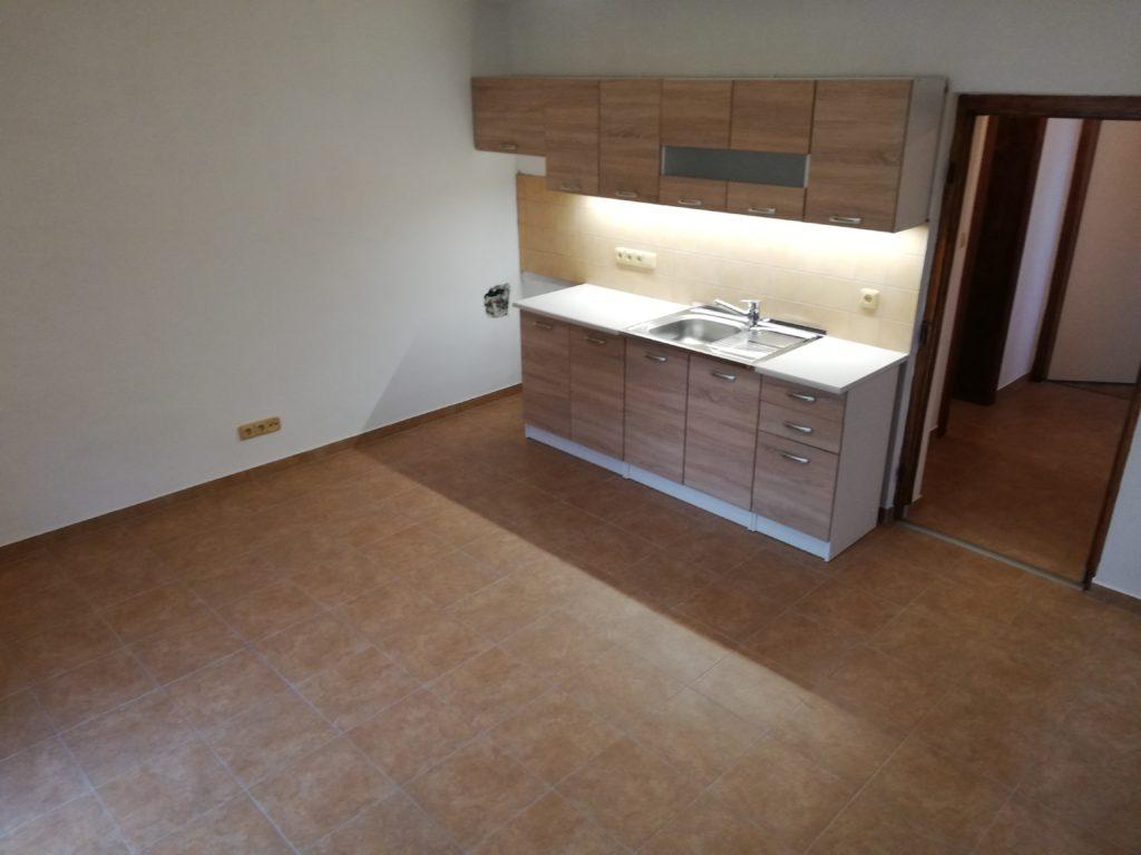 Kuchyň rekonstrukce 2