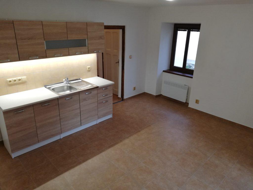 Kuchyně rekonstrukce