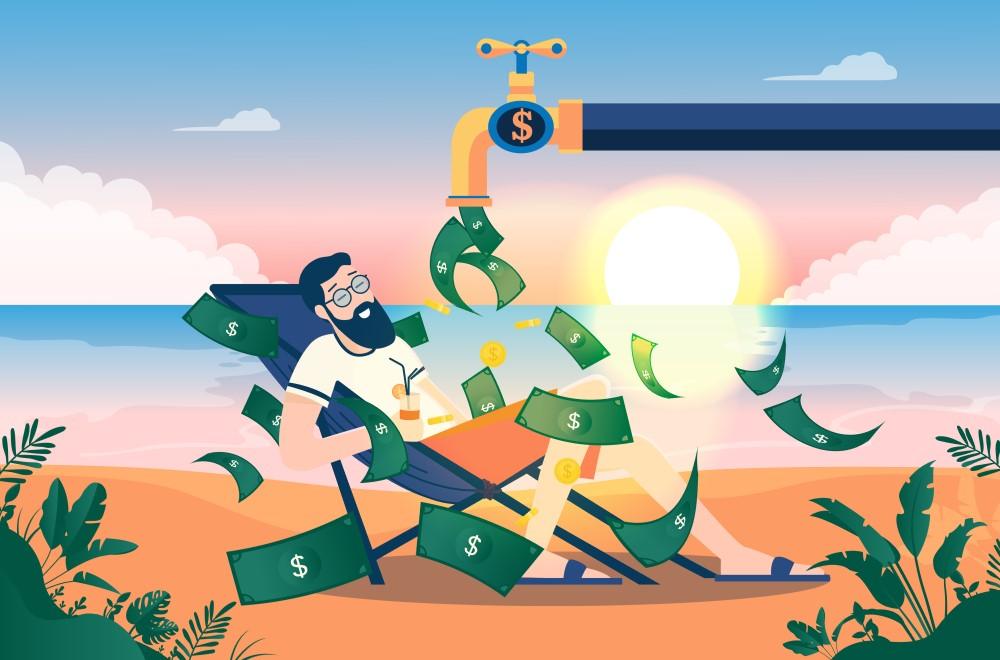 jak vytvořit fungující pasivní příjem