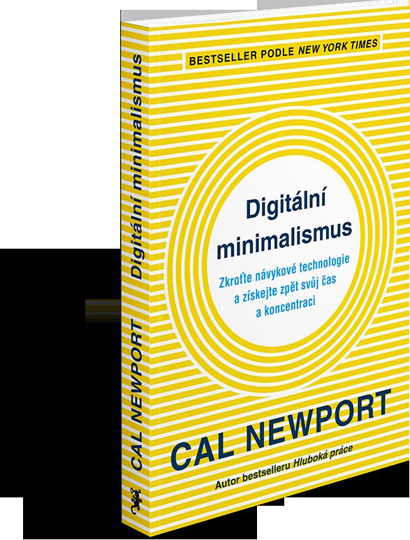 Digitální minimalismus kniha