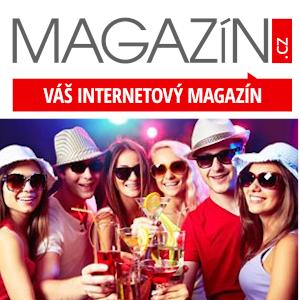 Magazín.cz internetový server banner