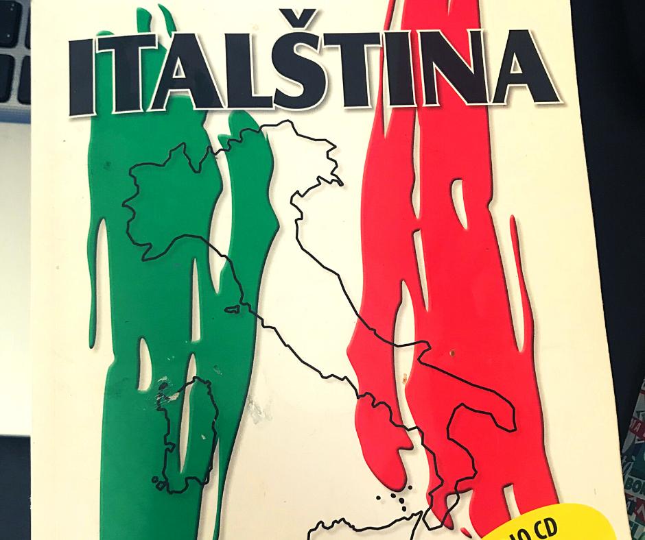Italština (nejen) pro samouky