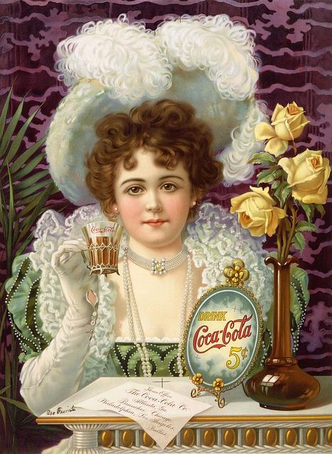 Reklama na Coca-Colu