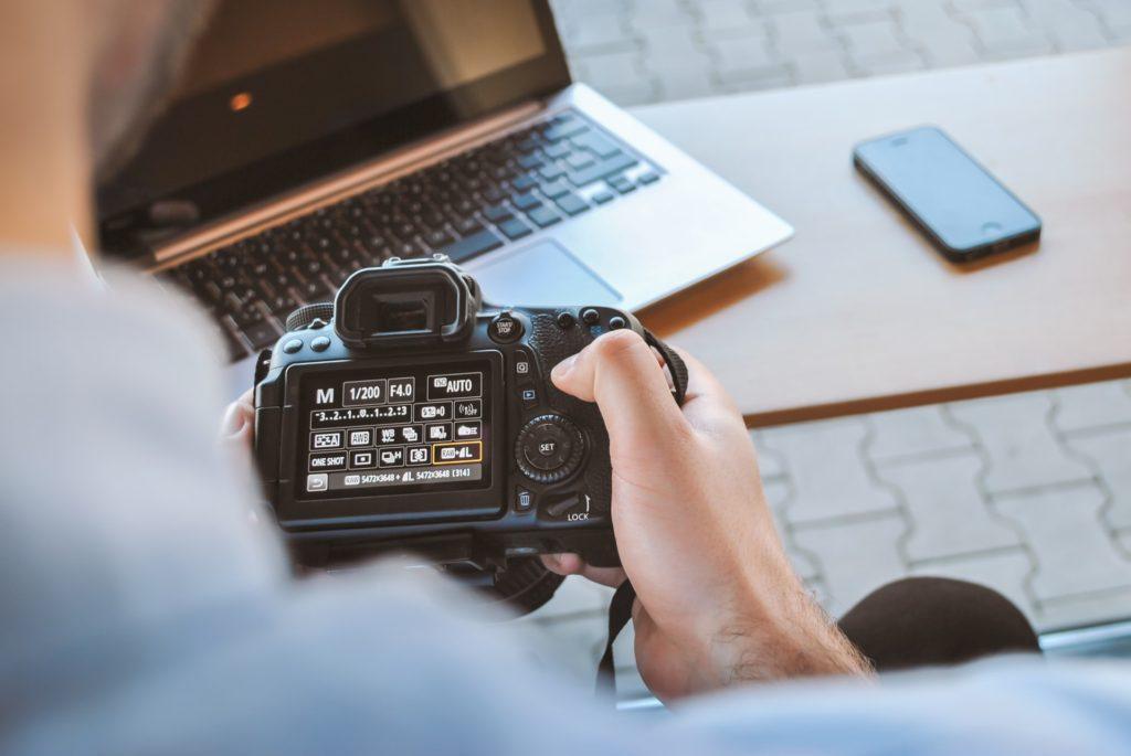 Fotoaparát parametry