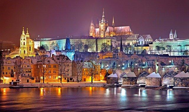 kam na výlet Praha