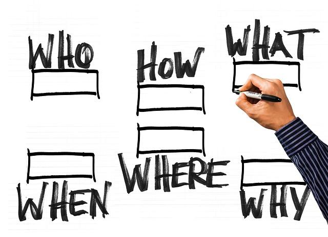 Najděte co nejvíce informací a zabraňte pochybám