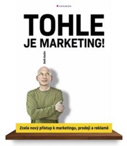 Tohle je marketing kniha