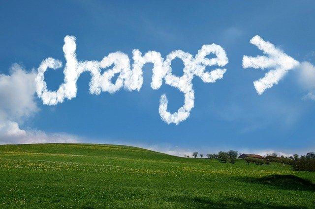 Jak změnit svůj život