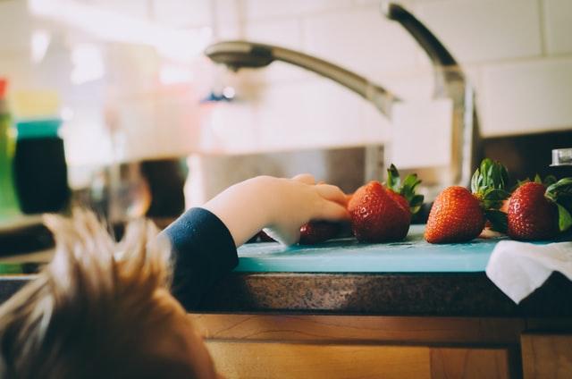 Ovoce ve stravě