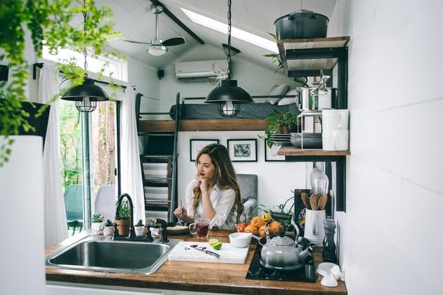 Přemýšlení v kuchyni