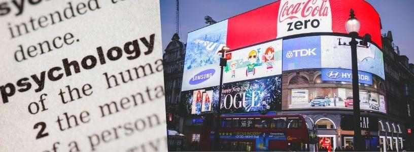 Psychologie reklamy zkoumá vliv reklamy na zákazníka