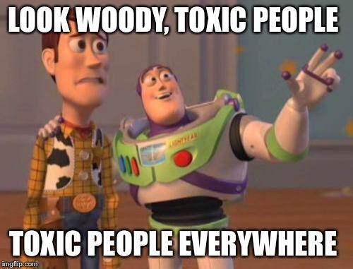 toxičtí lidé bilancování