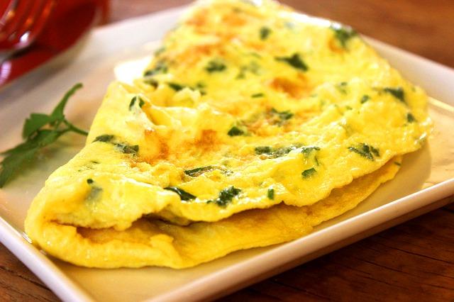 Vaječná omeleta