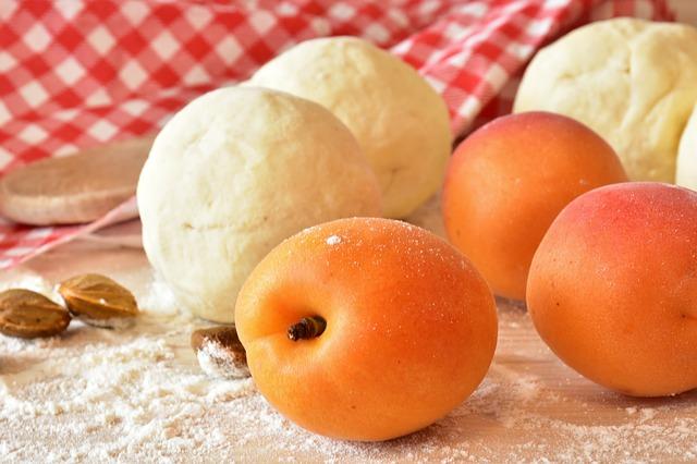 Knedlíky s meruňkami