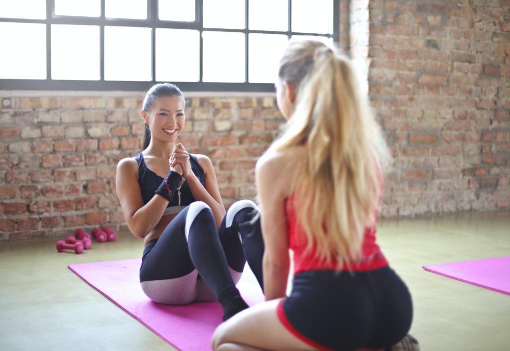 péče o sebe cvičení