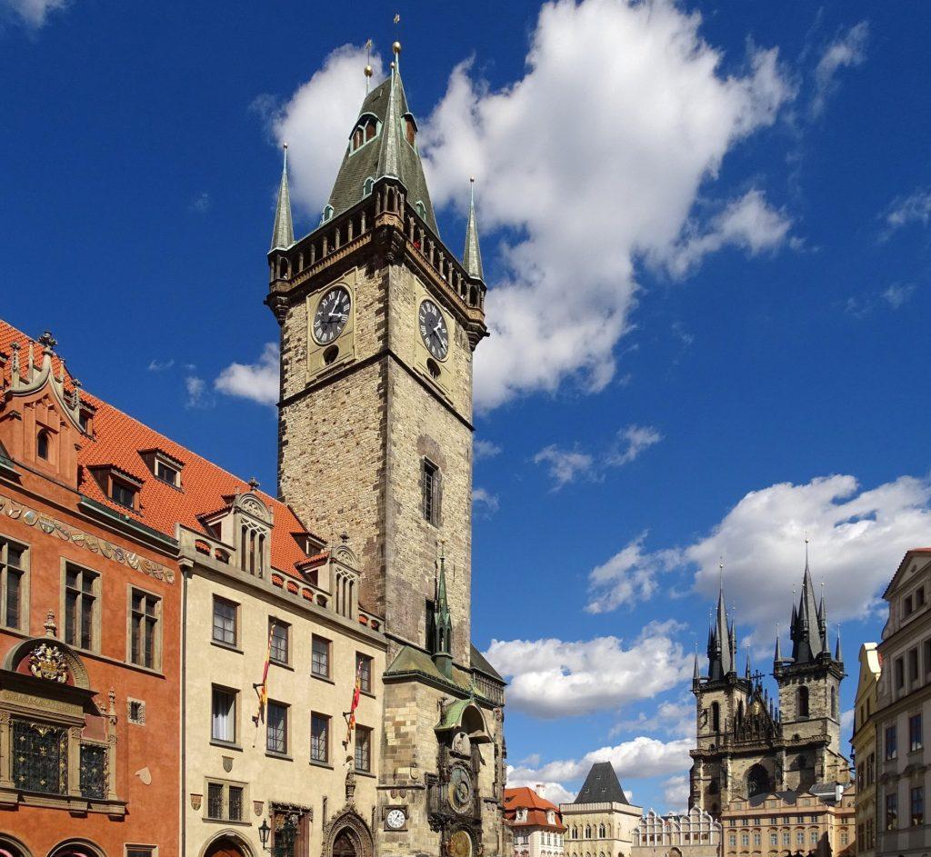 Kam v Praze? Na Staroměstské náměstí.