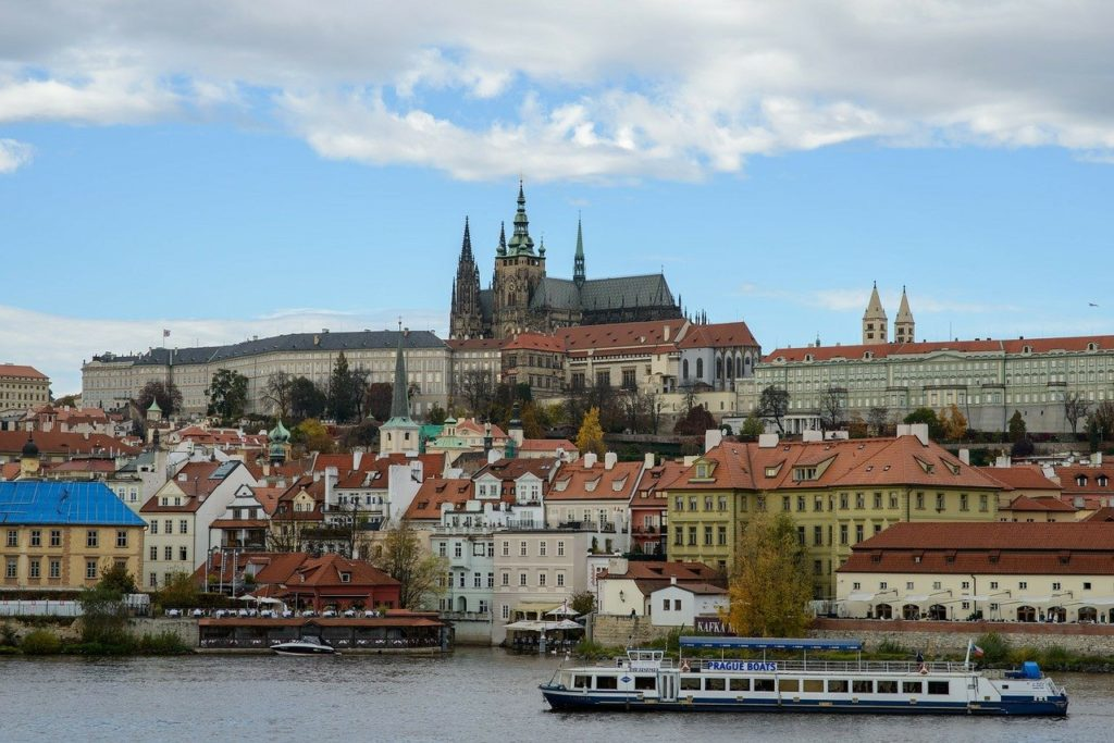 Kam v Praze? Na Hradčany!
