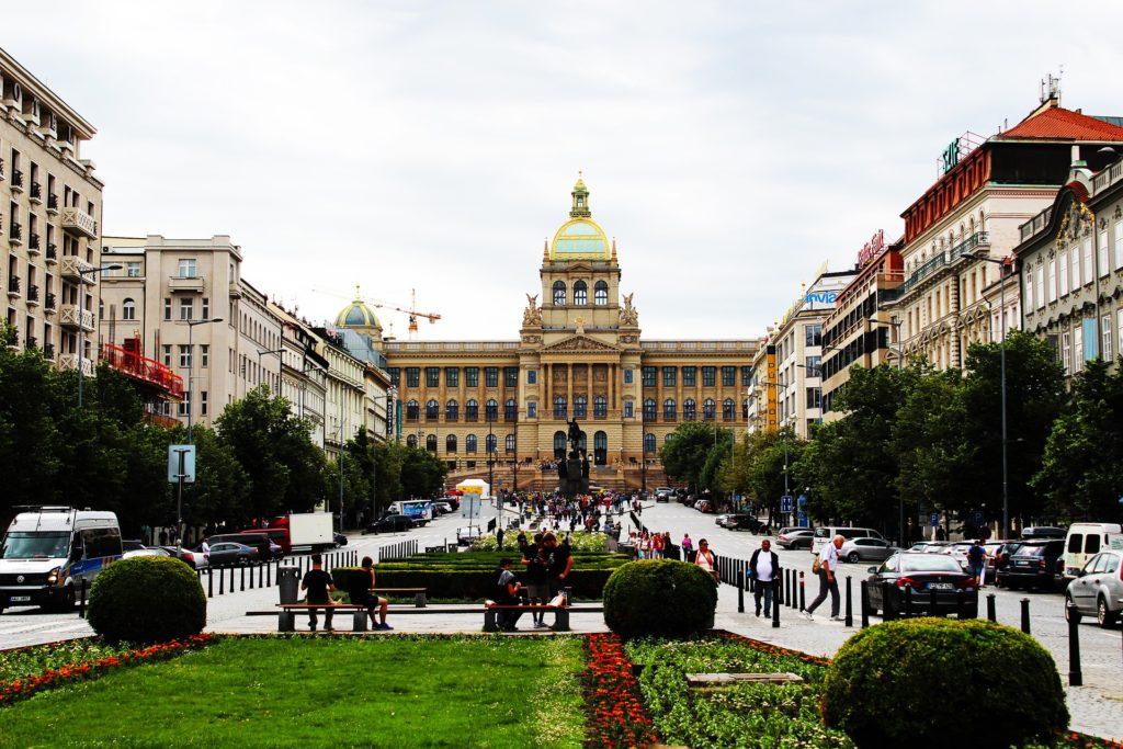 Národní muzeum na Václavském náměstí