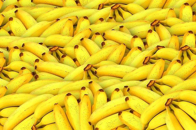 Banánové brownies