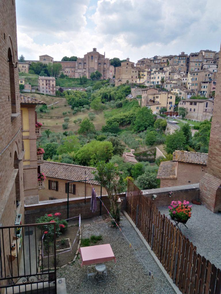 Výlety v okolí Pisy - Siena