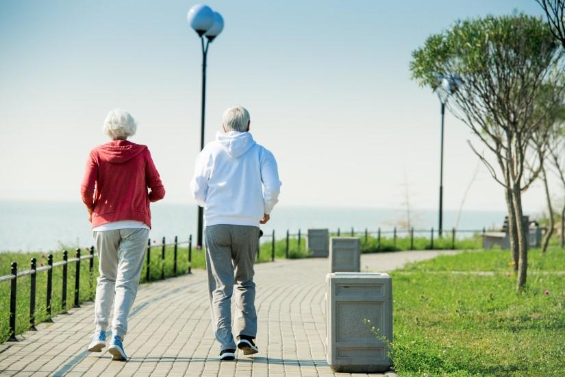 dlouhověkost a pohyb