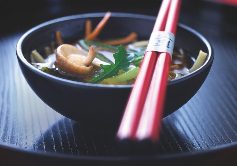 Zdravá miso polévka vás zahřeje a zlepší vaši imunitu.