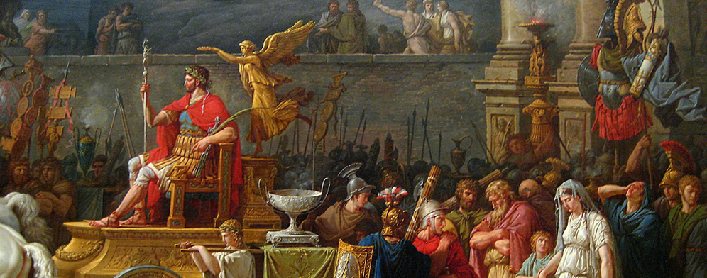 Římské vojevůdce bylo nutné upozornit, že jsou smrtelní.