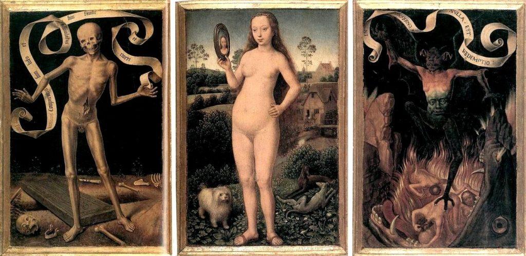 Memento mori ve výtvarném umění.