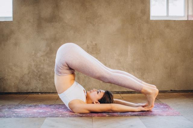 cviky jin joga