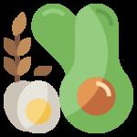 ketodieta avokádo a vajíčko