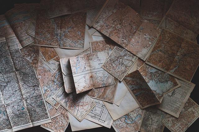 Papírová mapa je jistota