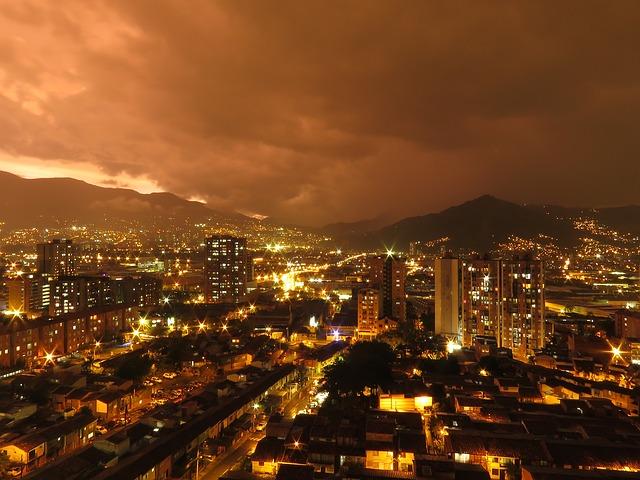 Nejlevnější státy světa - Kolumbie