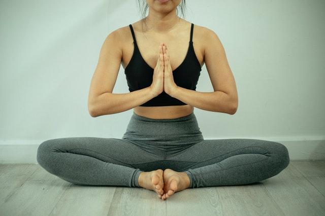 Pozice jin jogy