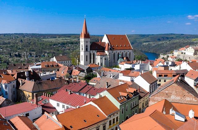Mezi nejkrásnější místa v ČR patří také jihomoravské Znojmo
