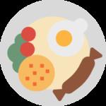 keto jídlo