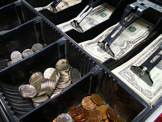 Cashback na pokladně