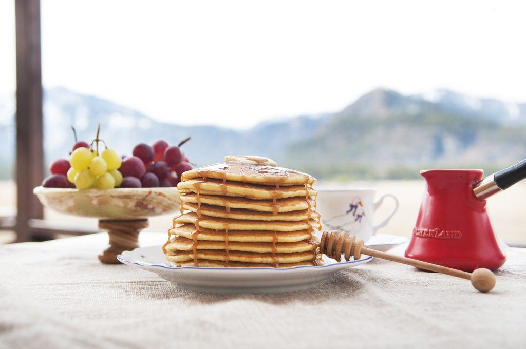 Lívance jsou skvělá snídaně, oběd i večeře