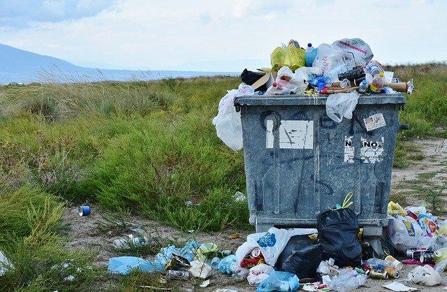 Roční spotřeba plastů je velká