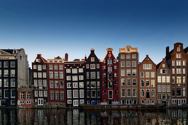 Projděte se kanály Amsterdamu