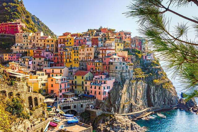 Jedinečný zážitek vám dopřeje Cinque Terre