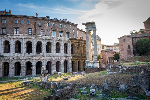 Nejkrásnější města v Evropě: Řím